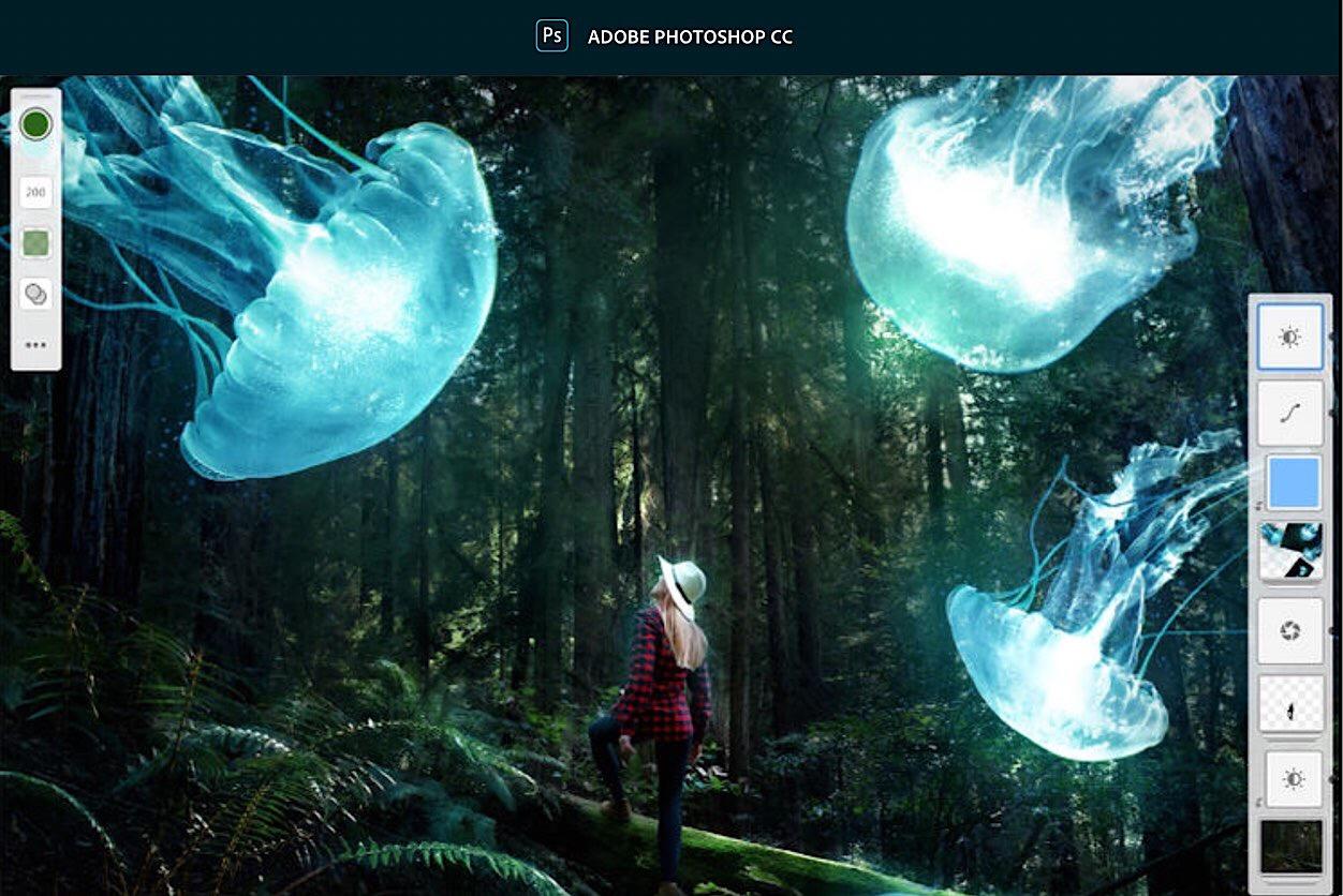 iPad版Photoshop CCの使い勝手が向上しそう