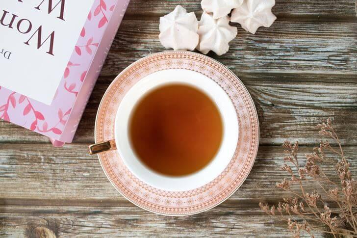 紅茶で集中力を高める