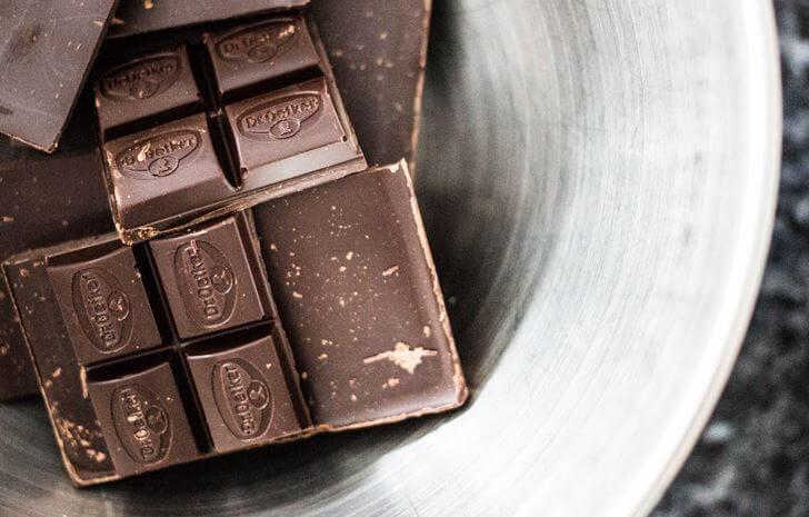 チョコレートで集中力を高める