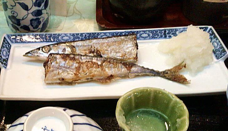 秋刀魚(青魚)で集中力を高める