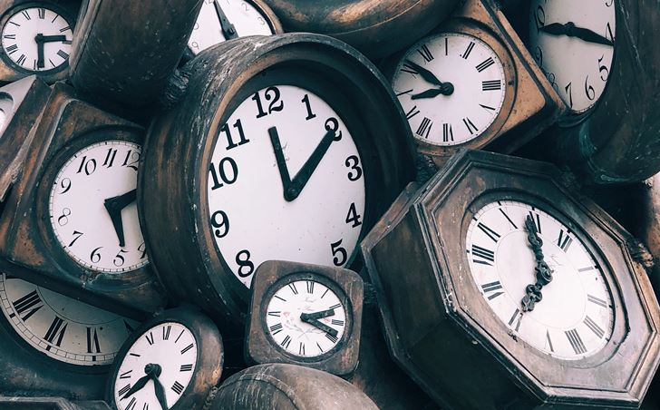 時間と心に余裕を持つ
