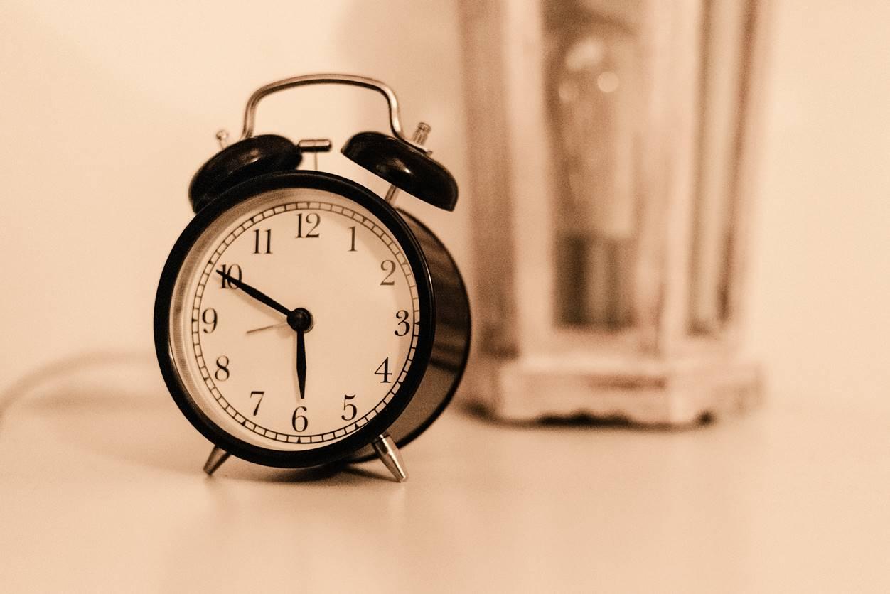 早起きは三文の徳です