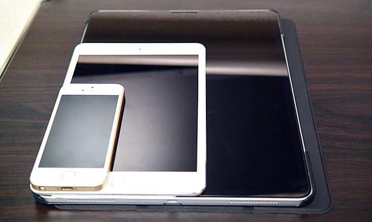 iPhone SEの端末サイズが軽量かつコンパクトだから