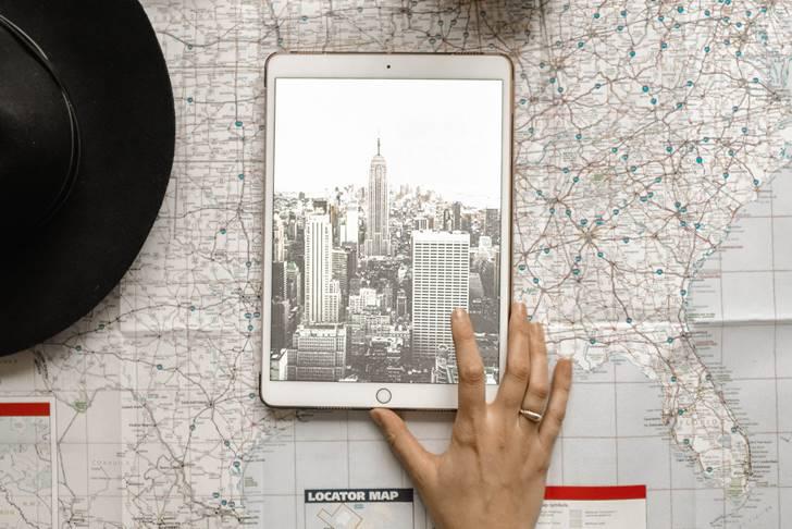 2019年版の新型iPad mini 5の認証方法はTouch ID認証