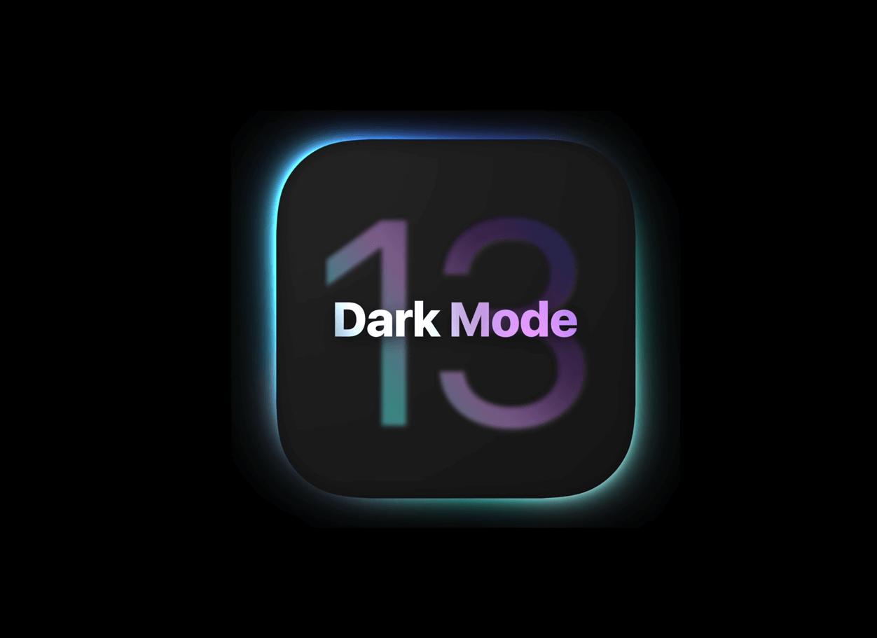 iOS 13でダークモードが搭載される!?【バッテリー消費を抑えられます】