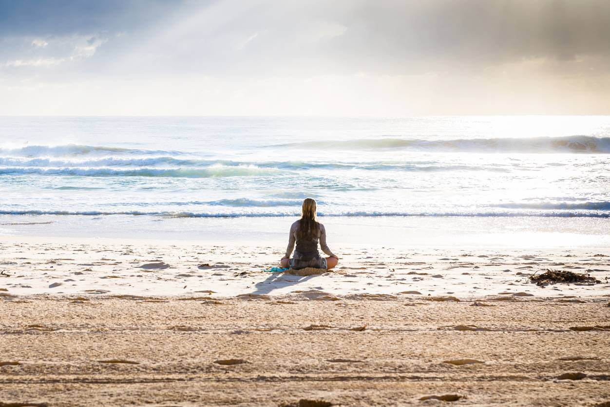 【集中力アップ方法その3】5分程度の瞑想をする