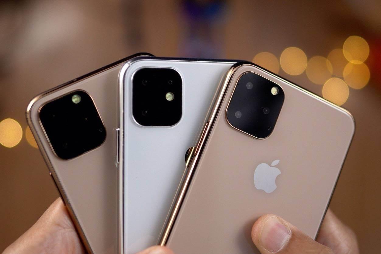 新型iPhoneのラインナップは3機種?