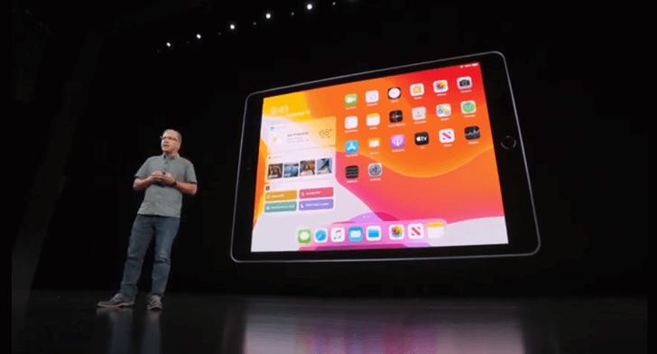 iPad(第7世代モデル)【Appleスペシャルイベント発表内容:3】