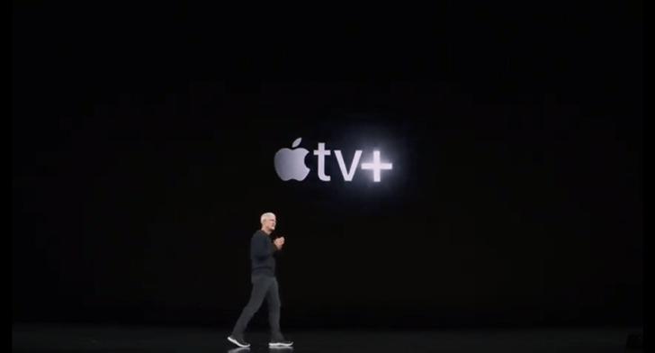 Apple TV+【Appleスペシャルイベント発表内容:2】