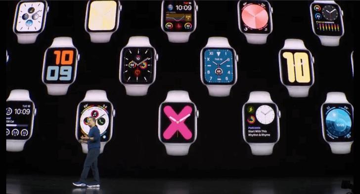 Apple Watch 5【Appleスペシャルイベント発表内容:4】