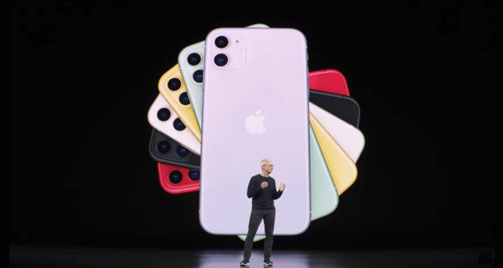 iPhone 11【Appleスペシャルイベント発表内容:5】
