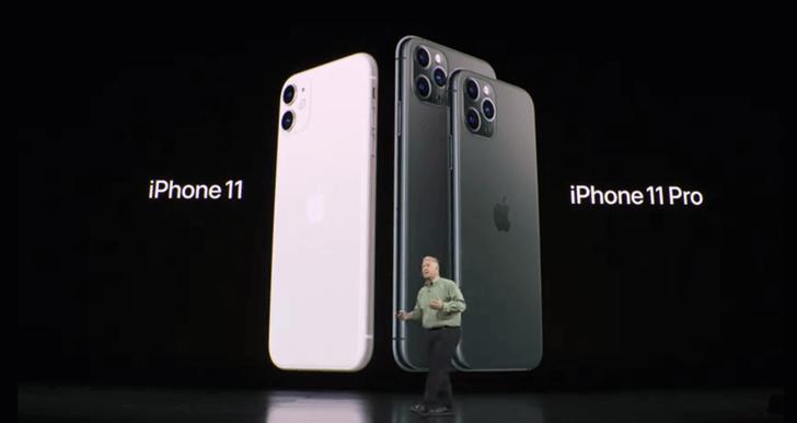 iPhone 11 Pro / Pro Maxのスペックや価格の詳細