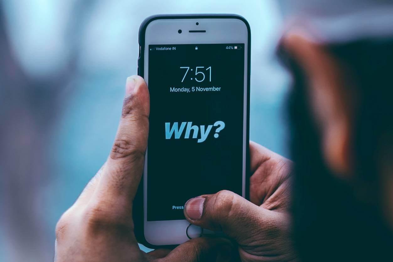 中古iPhoneの購入をおすすめしない5の理由【ハズレやトラブル多し】
