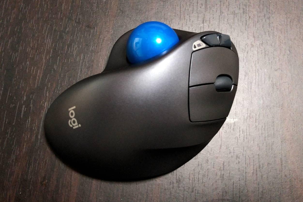 【SW-M570】iPadにも使える!おすすめトラックボールマウスをレビュー
