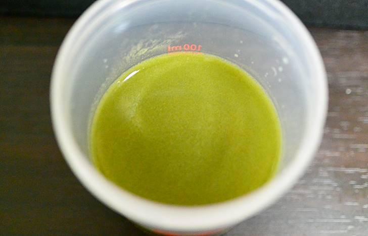 【写真あり】ヘルスマネージ乳酸菌青汁の実飲レビュー